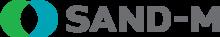 SAND-M Thai and English Logotype copy